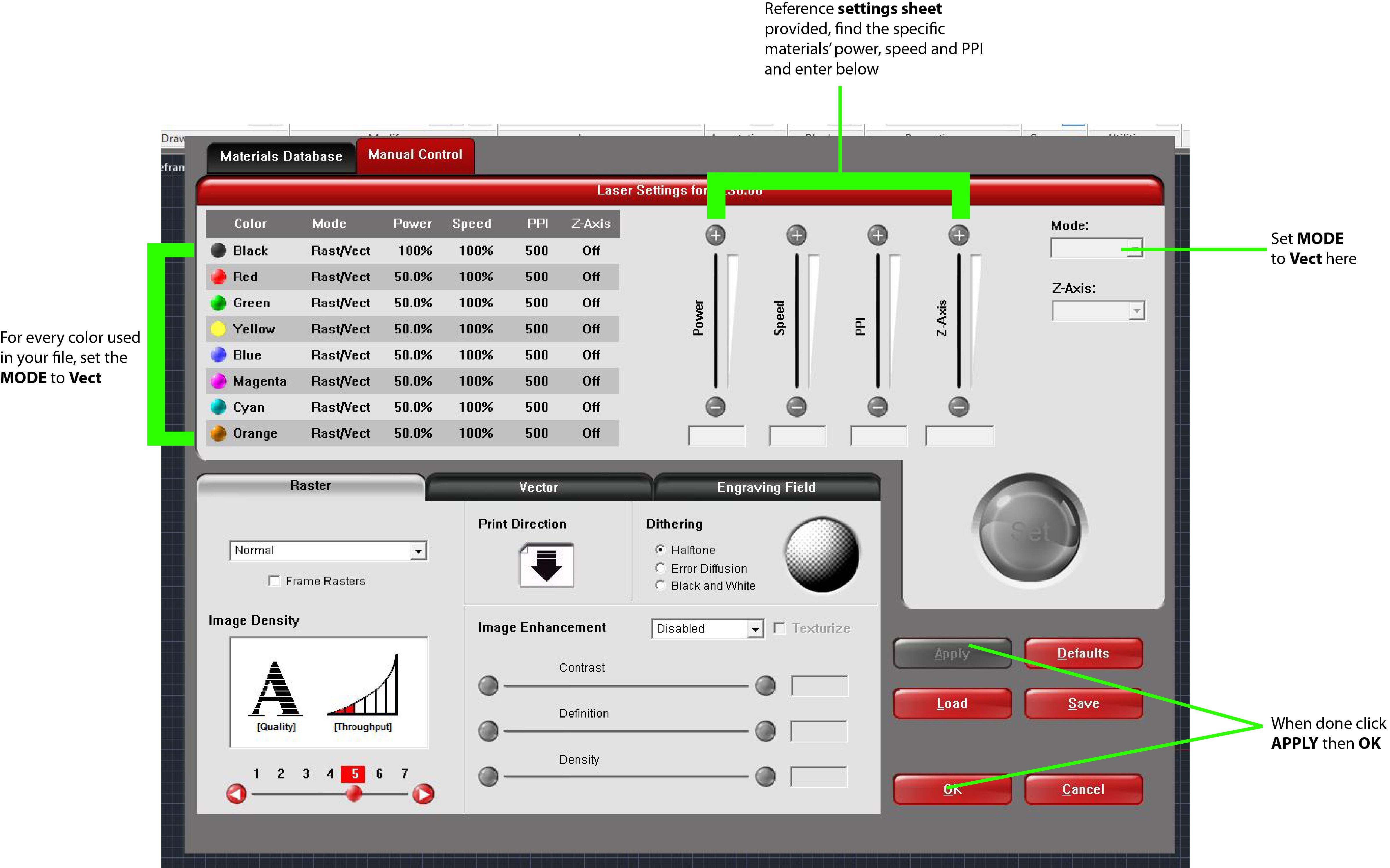 Laser Tutorial - Harvard GSD Fabrication Lab - Harvard Wiki