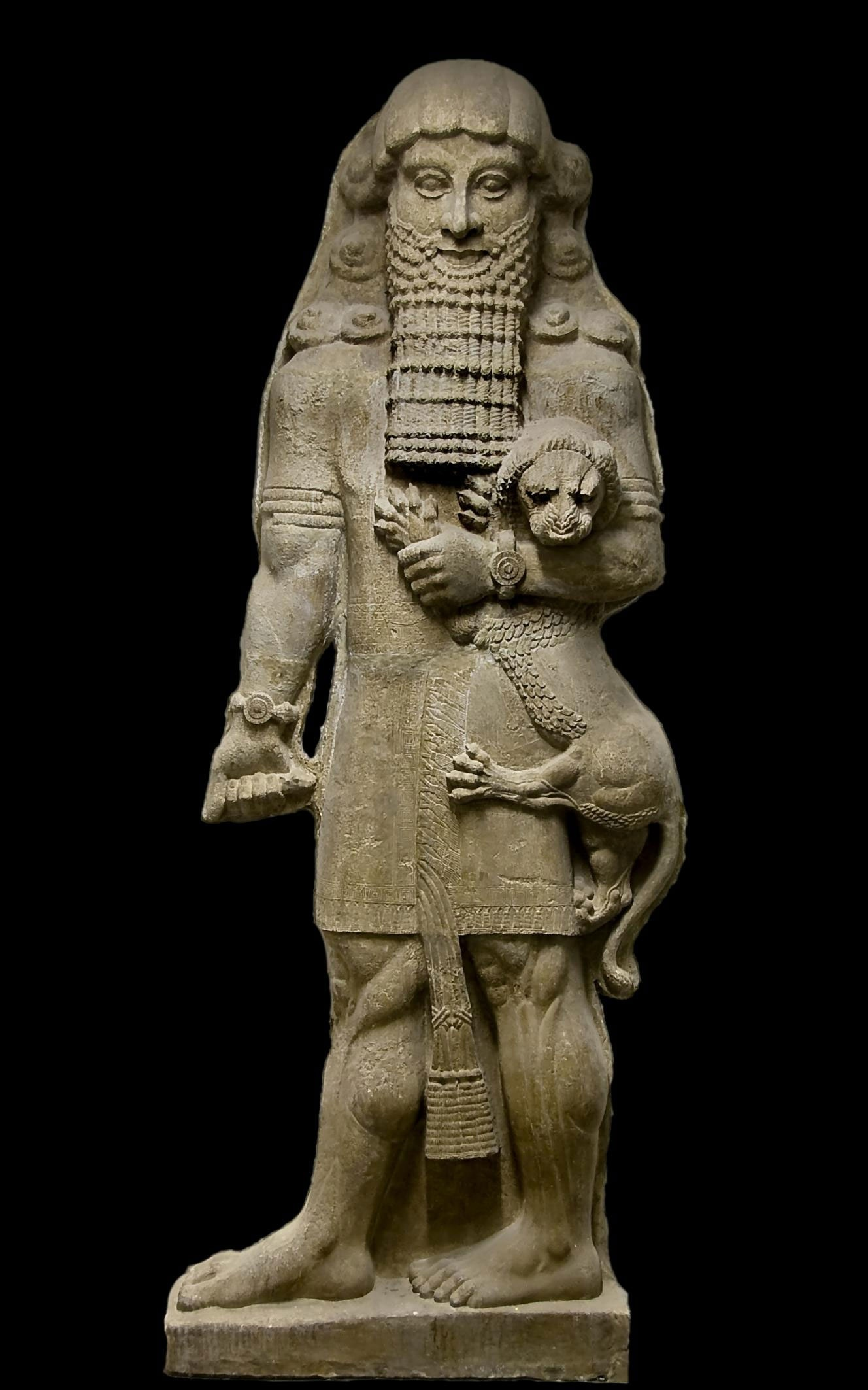The Epic of Gilgamesh - Pulkit Agrawal - Literature 114