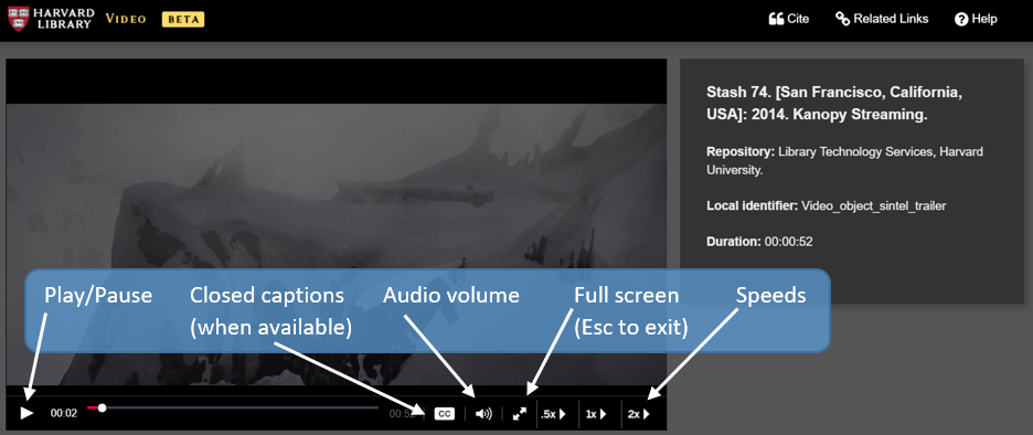 Streaming Video Help - Library Technology Services: Staff