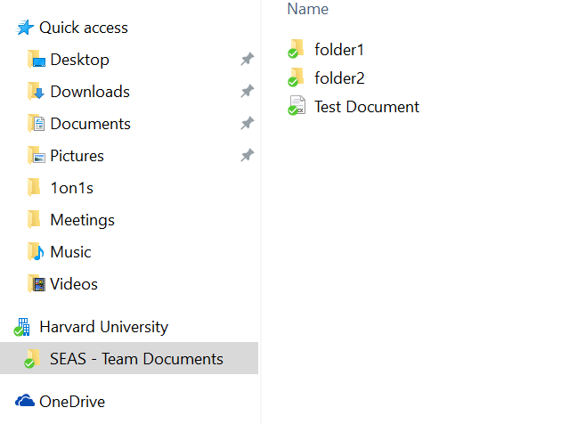 How to sync Sharepoint libraries with OneDrive - SEAS User
