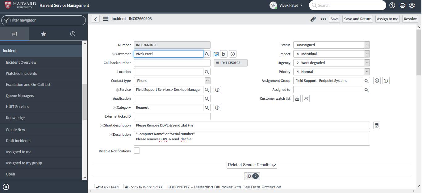 Coop Documentation - HUIT Support Services - Harvard Wiki